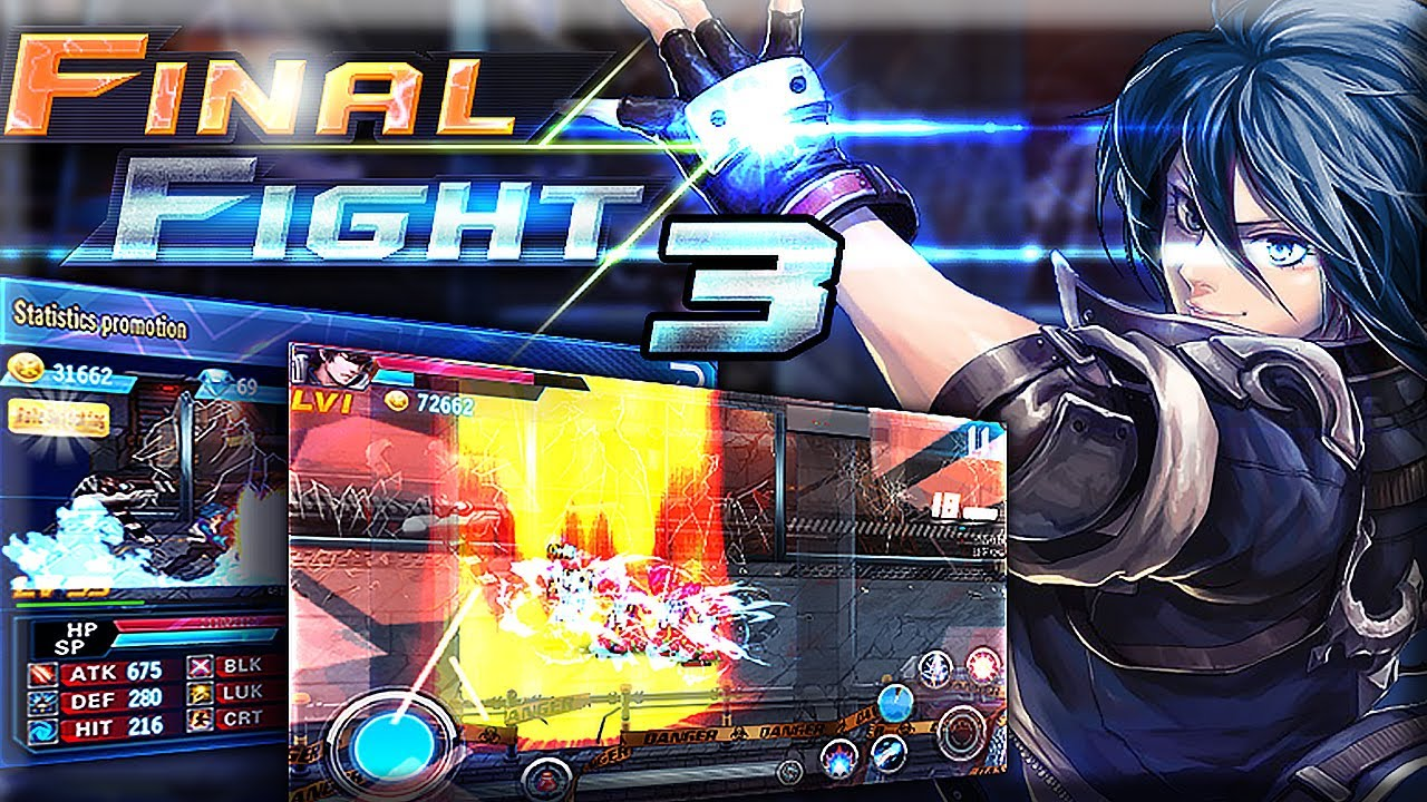 Final fight for android apk download.