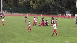 Stefan Djordjevic- Rugby Highlights 2018