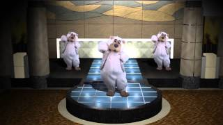 Energizer Dance Charlie Bear   Charlie Bear Dance