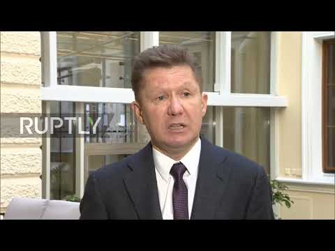 Russia: Gazprom terminates gas contracts with Ukraine's Naftogaz