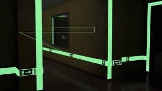 видео Заказать план пожарной эвакуации фотолюминесцентный по ГОСТ
