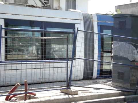 Tramway d'Alger - Algiers Tramway - ALGERIA (1)