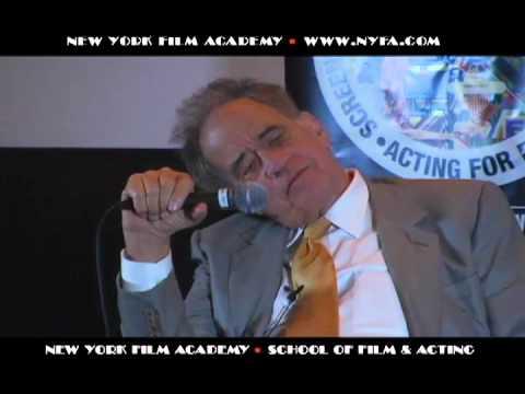 New York Film Academy Presents: A Q&A With Arthur Cohn (Producer) (Part 6 Of 6)