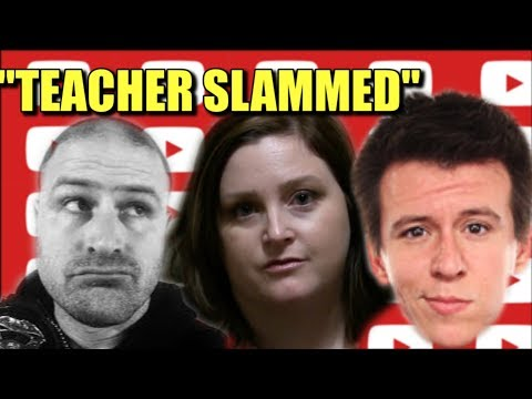 When a Teacher Gets Arrested (A Response to Philip DeFranco)
