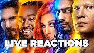 WWE SummerSlam 2019 - Live Reactions