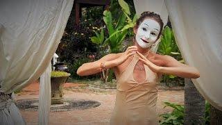 Разминка рук и пальцев /mime tutorial/ Разминка мима Видеоурок пантомима