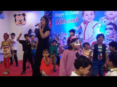 Events zone Organize Birthday Party in agra with Singer Shreya : 07500508337