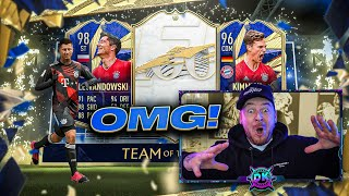 ICON PACKLUCK in TOTY PACK OPENING 😱 Best Of Toty PACKS 🔥 TOTY FIFA 21