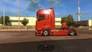 (Ets2 1.30Beta)Scania NextGen+Mods+V8 Sound