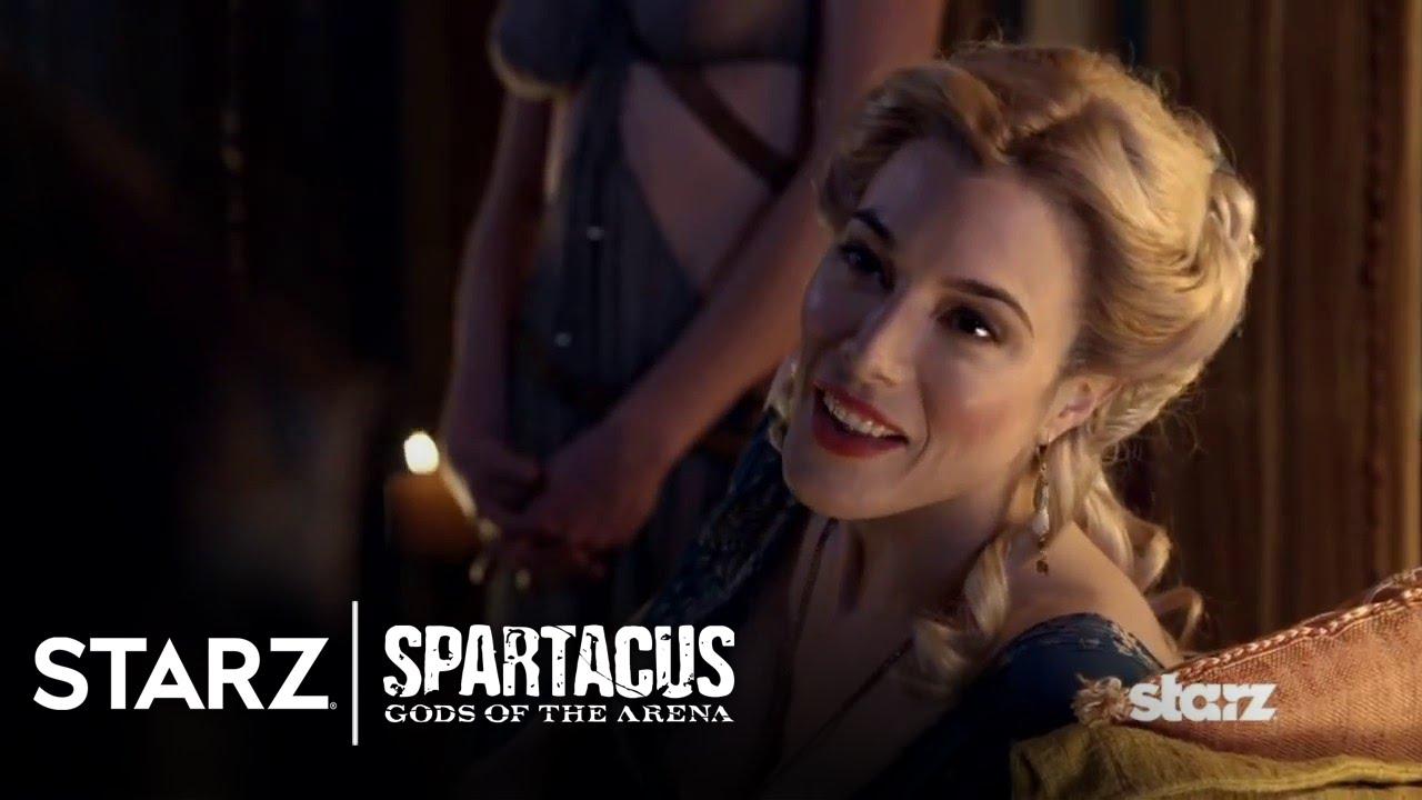 spartacus leszbikus szex jelenet