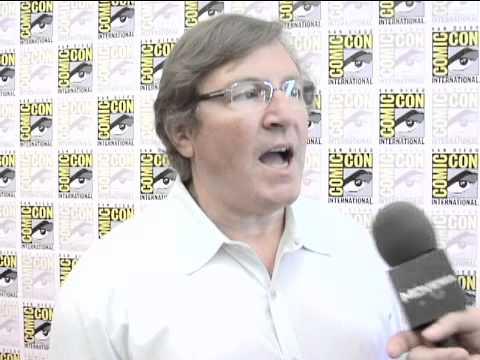 Red - Comic-Con 2010 Exclusive: Director Robert Schwentke
