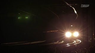 JR西日本/東海 285系 特急サンライズ出雲/瀬戸 東海道本線 山崎-長岡京 -2017.05.15-