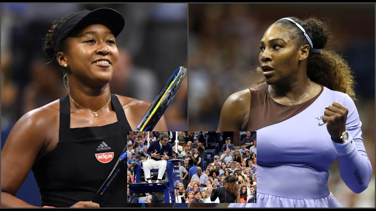 Serena Williams LOST Herself The US Open Finals W/ Naomi Osaka