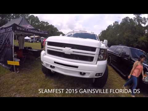 SLAMFEST 2015 GAINESVILLE FLORIDA SANCH
