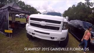 SLAMFEST 2015 GAINESVILLE FLORIDA SANCH