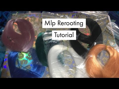 Mlp Rerooting Tutorial