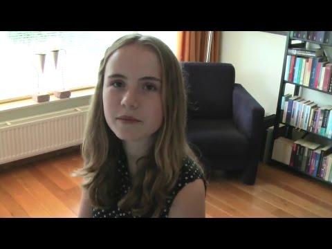 Omgekomen Anna van Keulen (13) uit Tilburg wilde beroemd worden en werd het ook