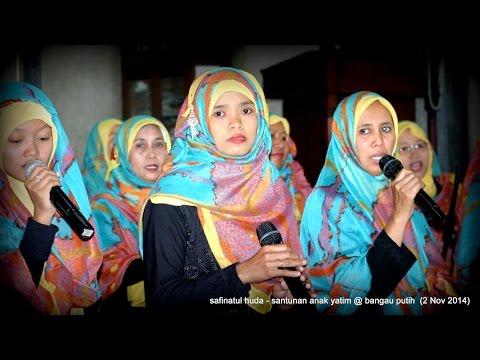 sholawat safinatul huda - busrolana ya imamar rusli @ yatiman bangau putih permai