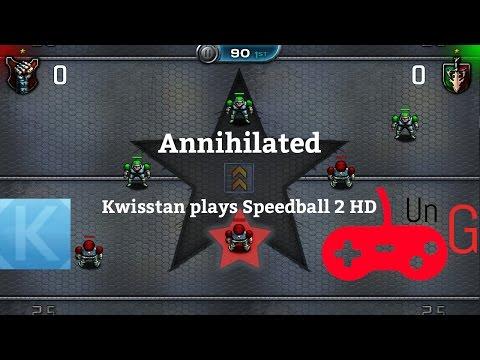 Speedball 2 HD - Annihilated |