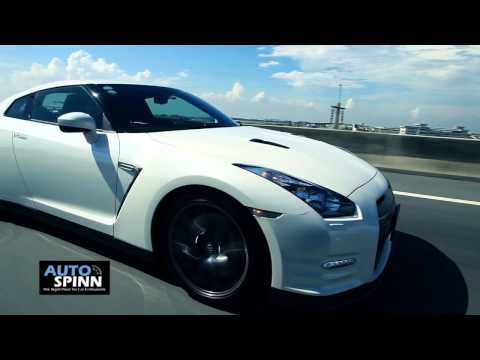 รีวิว Nissan GT-R 2012-2013 (UK) Spec. ขับทดสอบ นิสสัน จีทีอาร์