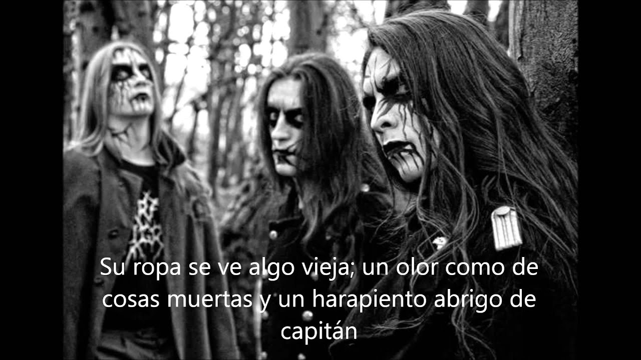 Carach Angren And The Consequence Macabre Sub En Español Youtube