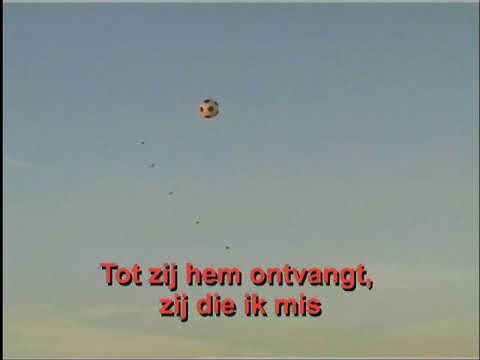 Andre Hazes - De Vlieger ( KARAOKE ) Lyrics