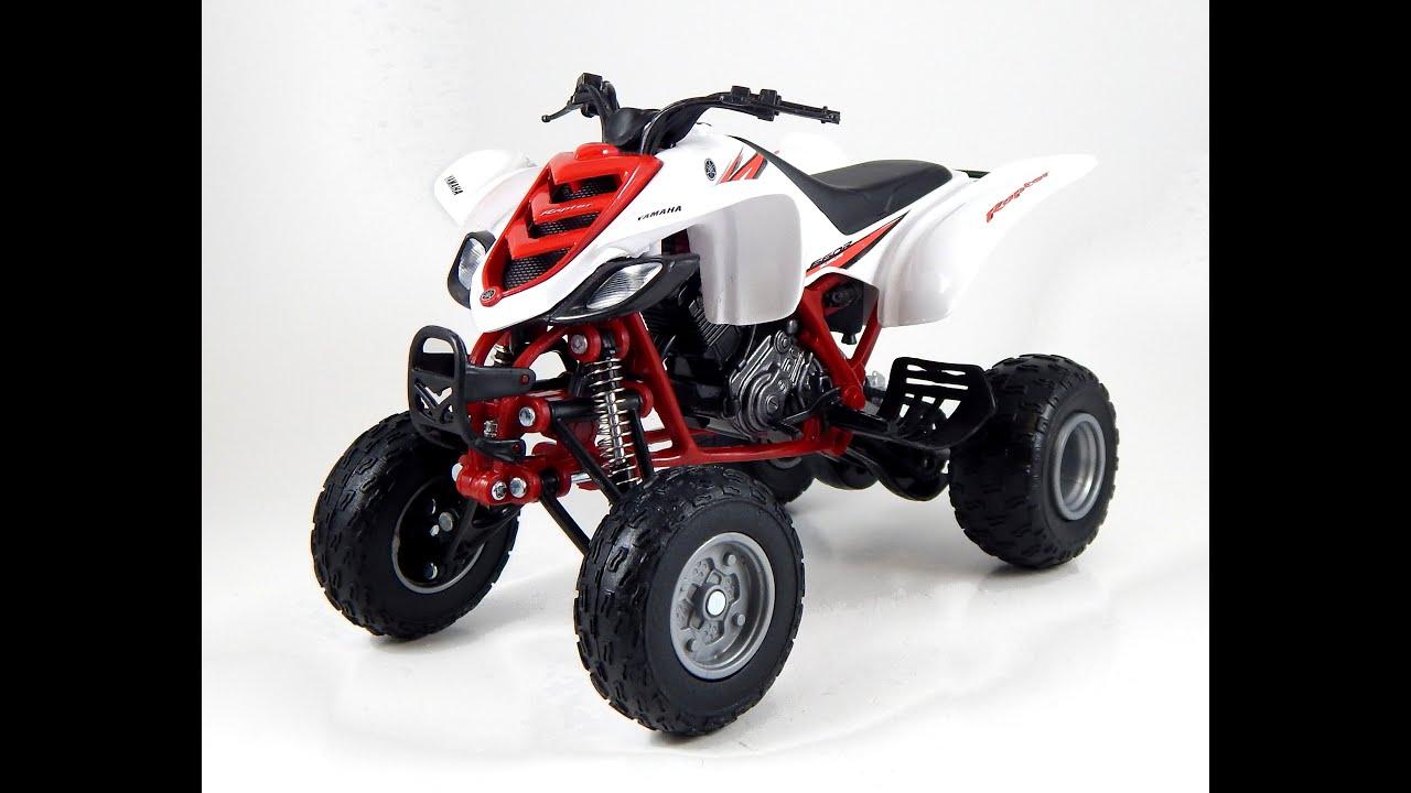 quad yamaha 65