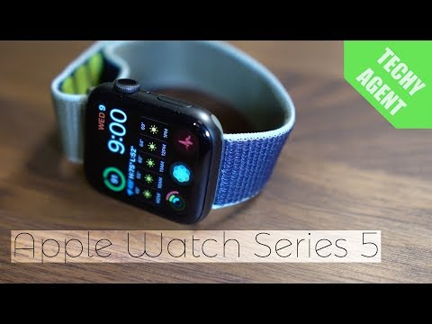 Apple Watch Series 5 - Health And Fitness Review (vs Series 4)