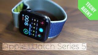 Apple Watch series 5 review (vs series 4)