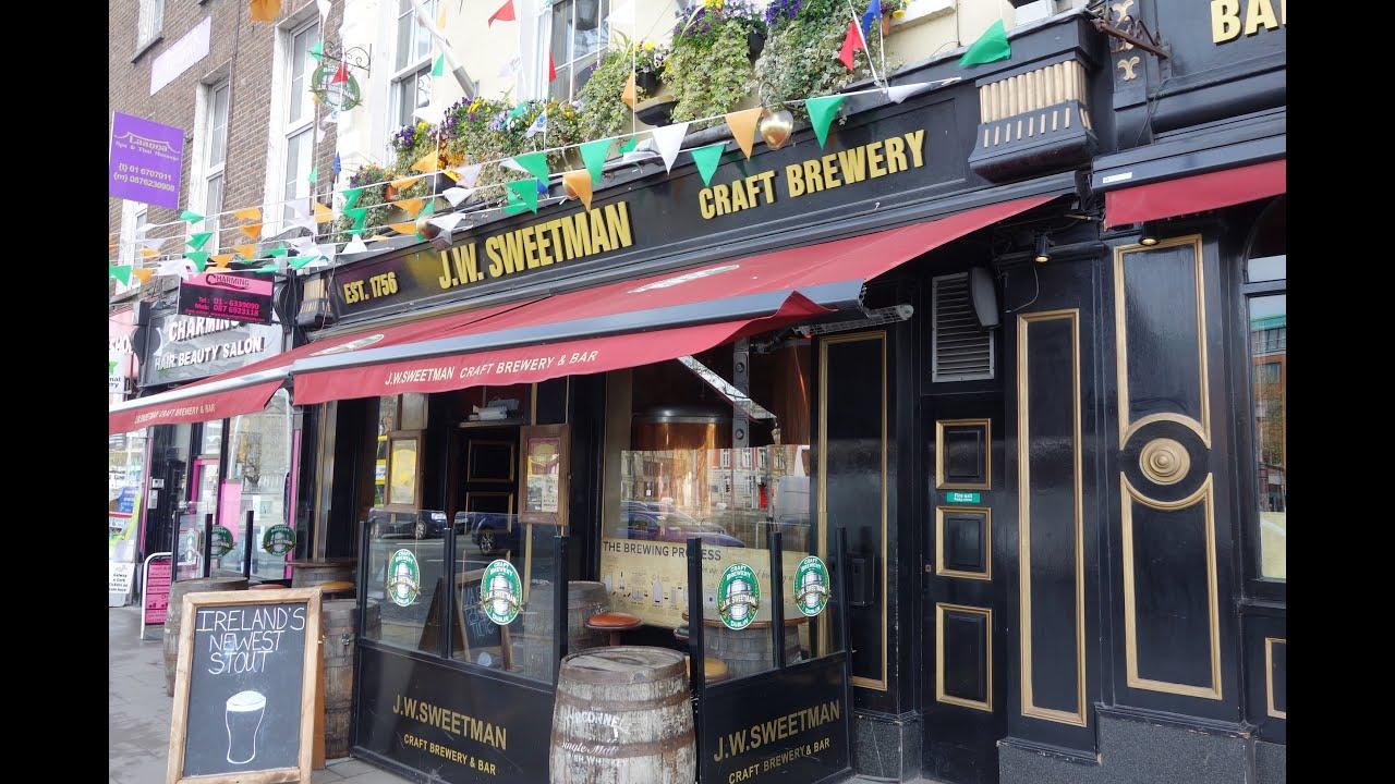 Jw Sweetman Craft Beer Brewery Ireland