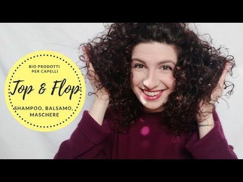 TOP & FLOP | prodotti BIO per capelli