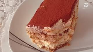 Tiramisu recipe ll How to make Tiramisu ll Different flavors and easy Cake ll Nayma&#39s World.