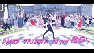 Dance Tribute To The 80's - #theINstituteofDancers   Glenn Douglas Packard