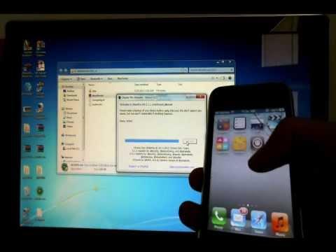 Hướng dẫn Jailbreak Iphone 3GS, 4, 4S; Ipod Touch 3,4; Ipad 1,2 và 3 trên firmware 5.1.1