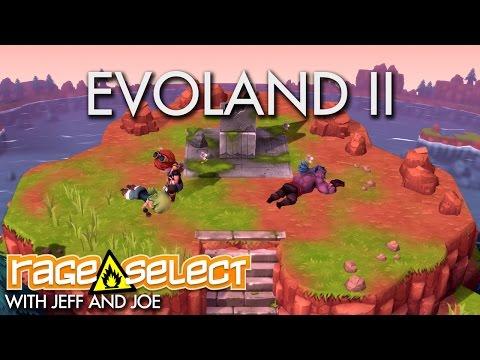 Indie Friday - Evoland II