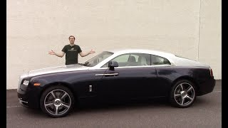 Download Here's a Tour of a $350,000 Rolls-Royce Wraith Mp3 and Videos