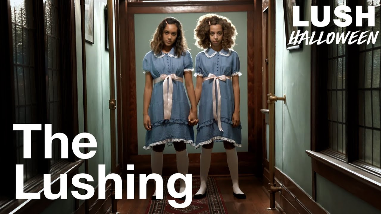 The Lushing starring Hayley Law and Sydney Park: Lush Halloween 2018
