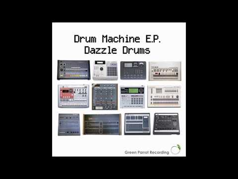 Dazzle Drums - Out Of The Cage