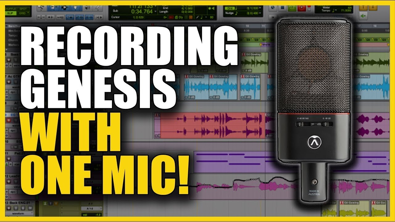 """The OC18 in Produce Like A Pro's """"One Mic"""" Series"""