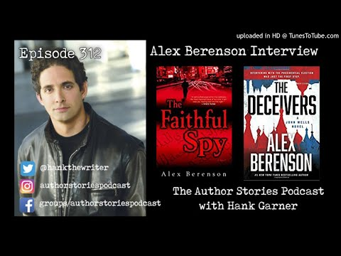 Episode 312 | Alex Berenson Interview Mp3