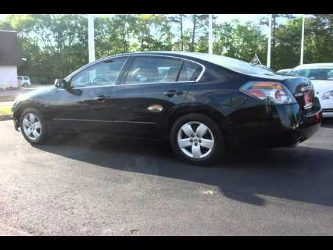2007 Nissan Altima Black Virginia Beach Va Youtube