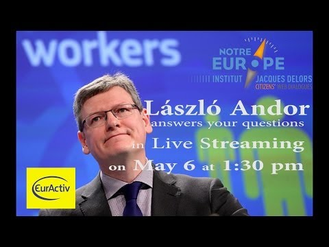 László Andor has answered your questions on social, employment, inclusion