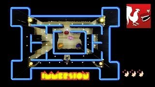 Pacman – Immersion