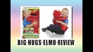 ➨ Sesame Street Big Hugs Elmo Review : Best Xmas Toy Review 2013-2014