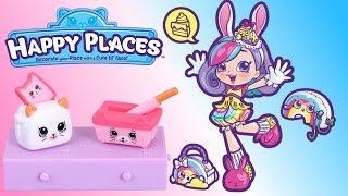Shopkins Happy Places • Saszetki Niespodzianki • bajka po polsku