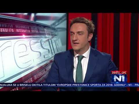 N1 Pressing: Haris Silajdžić (6.12.2017)