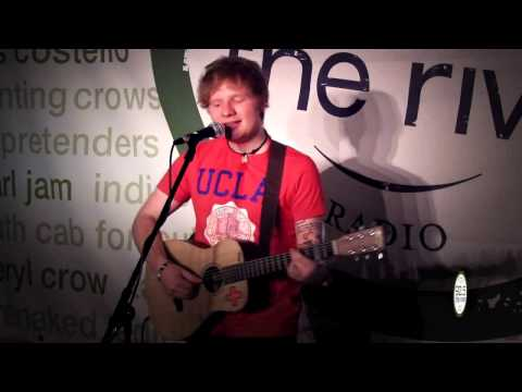 Ed sheeran - If I Lay Here - Snow Patrol