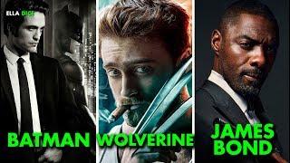 """BATMAN, WOLVERINE, JAMES BOND Tres Franquicias Cinematográficas Que Están En Busca De """"REEMPLAZOS"""""""
