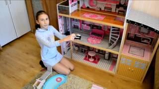 видео кукольные домики