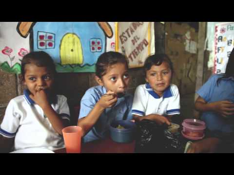 Whole Food Nutrition Improves Quality of Food for Children in Central America